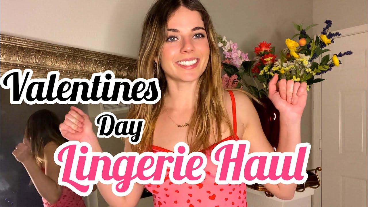 Valentines Day Try on Haul | Dolls Kill