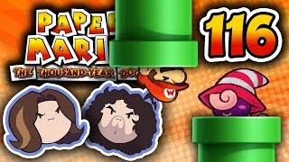 Paper Mario TTYD: Pipes n
