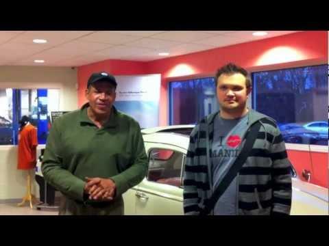 Travis's Langan VW Experience in Vernon CT