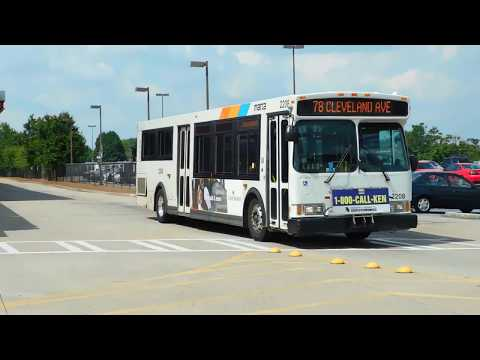 MARTA (Atlanta): Bus Observations (June 2017) - Part 3/3