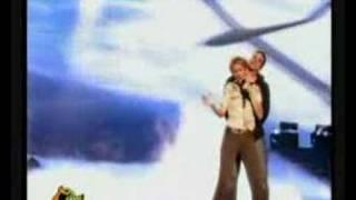 """Céline Dion & Garou - """"Sous le vent"""" @ TV Special"""