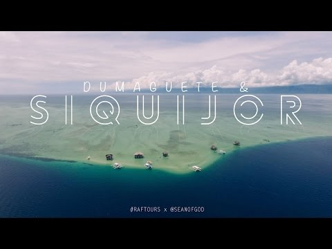 Siquijor and Dumaguete - #Sneaquijor in Central Visayas
