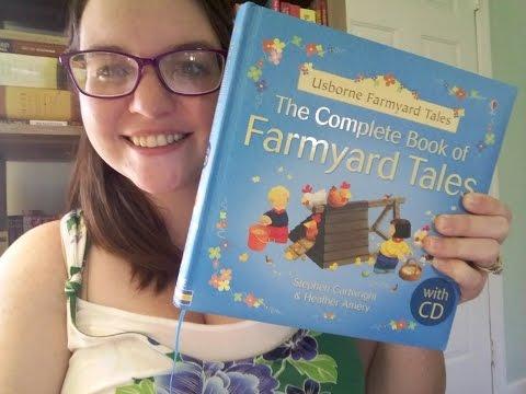 The Complete Book Of Farmyard Tales USBORNE