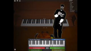 Improved STILL DRE on Roblox Piano + SHEETS