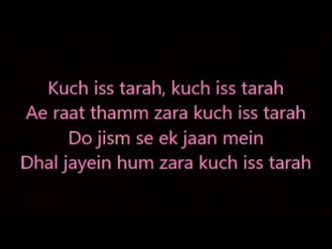 kuch iss tarah lyrics 1921
