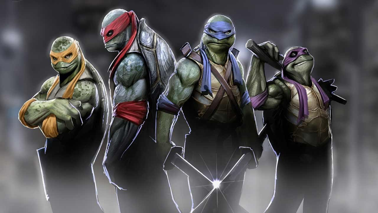 Ninja Turtles Cast Revealed Youtube