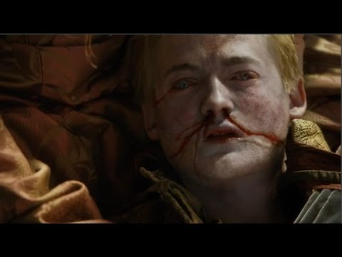 Joffrey Baratheon Death  OFFICIAL  Joffrey dies  YouTube