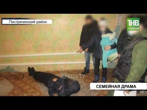 Убийством закончилась ссора двух близких родственников в дер.Шихазда | 📍Пестречинский р-н | ТНВ