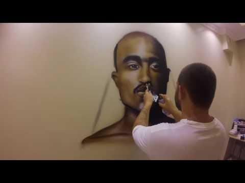 MR.Besk | Changes - Tupac Graffiti