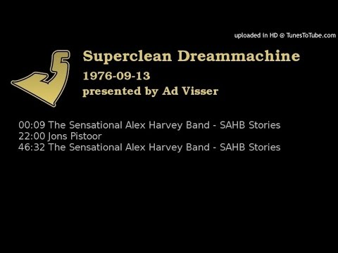Superclean Dreammachine 1976-09-13