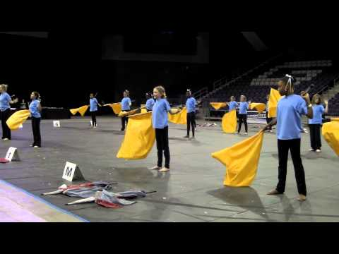WGAZ S Higley Traditional Academy Color Guard