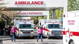 Oregon school shooting: Emergency responder audio, abbreviated