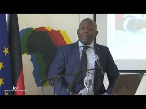 Dieudonné Tobbit (Chairman of RACIBB e.V. Council of African Christians in Berlin-Brandenburg)