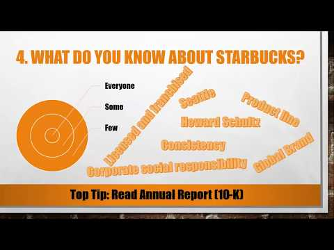 Top 5 Starbucks Interview Questions And Answers