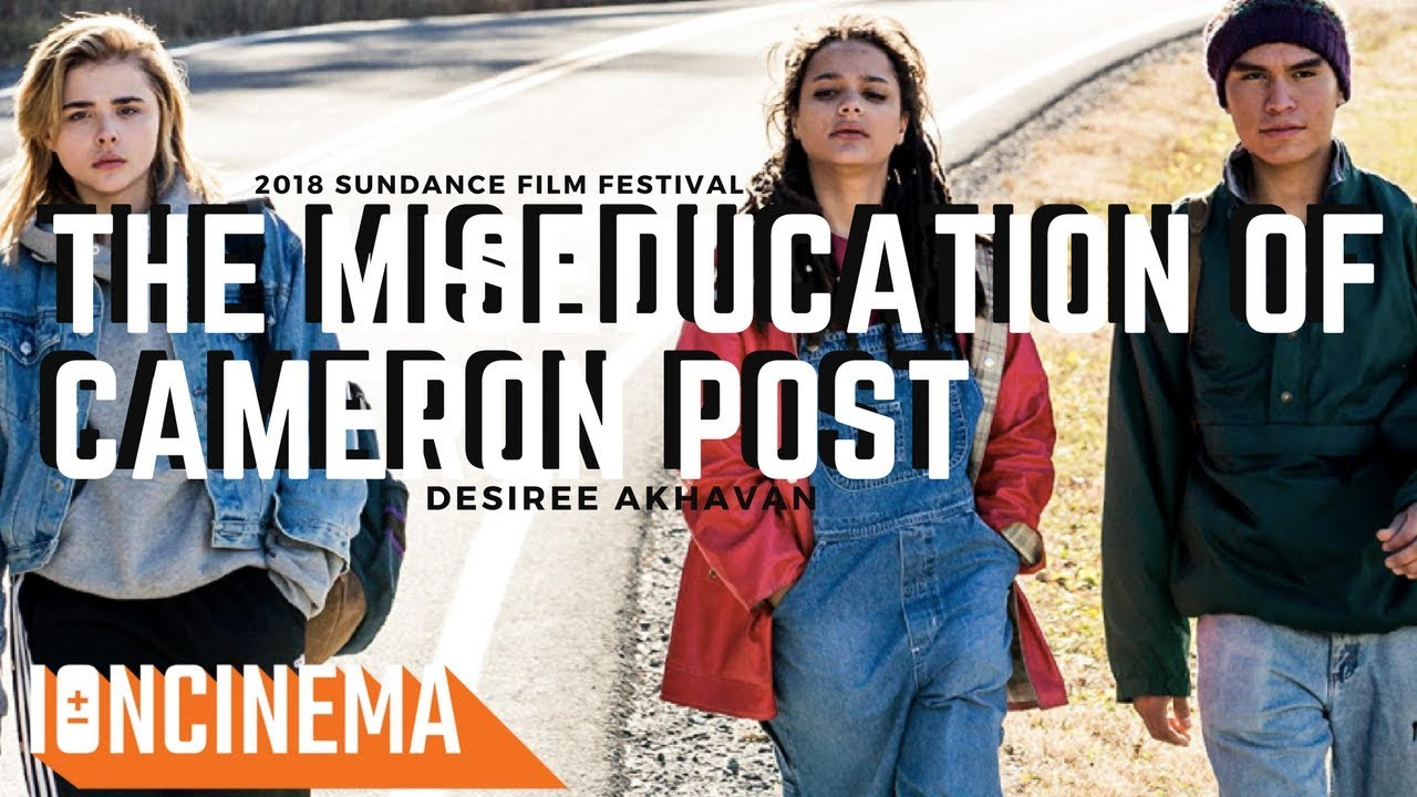 Desiree Akhavan S The Miseducation Of Cameron Post 2018 Sundance Film Festival
