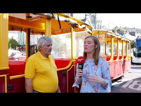 Red Travel Ep.5 - Cobh, Spike Island, Cork Harbour & A Calif