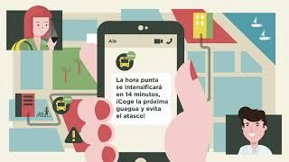 """""""Ale"""", el asistente de movilidad en Las Palmas de GC"""