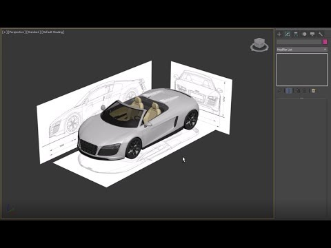 Car Blueprints Setup [ Tutorial ]