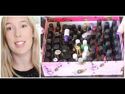 Makeup Graveyard: Nail Polish | Rhianne Bess
