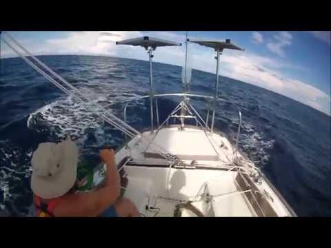 Alberg 30 Shakedown Passage