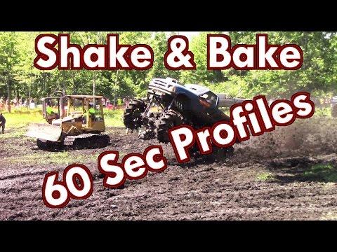 CarWarz 60 Second Profiles  Susan Brown Fred Leeck  Shake And Bake