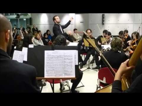 Haydn - Symphony No 94 G major (Surprise) / Conductor: Javier Nahum
