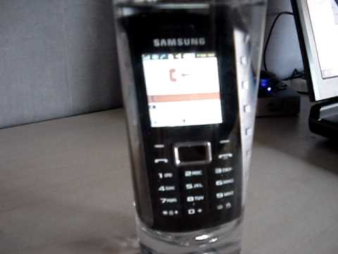 Samsung B2100 Test