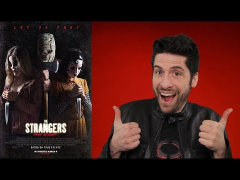 The Strangers: Prey At Night - Movie Review