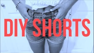 DIY Shorts | Reese Regan Thumbnail