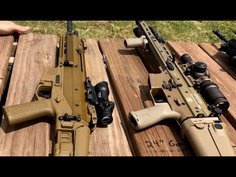 ACR vs SCAR... and why the ACR is better!