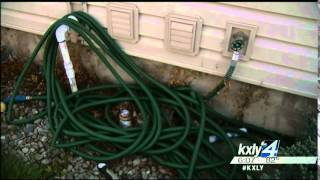 Unpaid bills could leave HOA residents with garbage, without water
