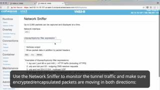 How Do I Use The Network Sniffer?