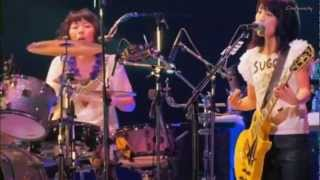 "Chatmonchy [Restaurant Main Dish] Live at : Budokan 2008 ""どなる、..."