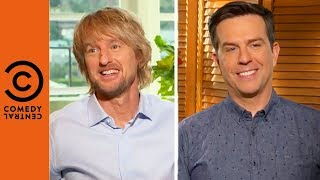 Father Figures   Father Vs Son Battle with Ed Helm & Owen Wilson