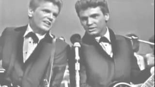 The Everly Brothers - Bye Bye Love (Shindig, Nov 18, 1964)