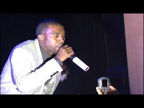 Kanye West - Can't Tell Me Nothing (Live From The Joint)