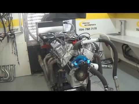 1966 COBRA 440HP/425TQ 347 FORD STROKER ENGINE STEVE HUMPHREYS