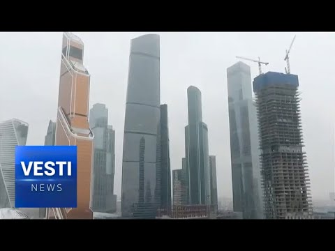 Moscow Breathes Sigh of Relief at Completion of 15 Year Long Struggle to Build Massive Skyscraper