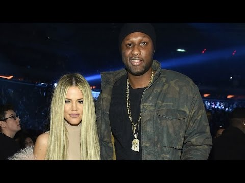 'KUWTK': Khloe Kardashian Worries Lamar Odom May Die: 'There's Only One Outcome'