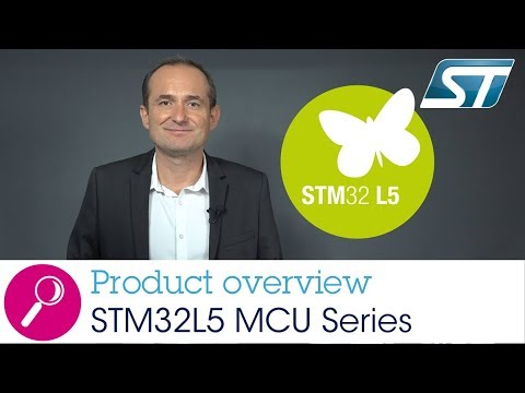 STM32L5 MCU Series: Excellence in Ultra-Low-Power with More Security by  STMicroelectronics