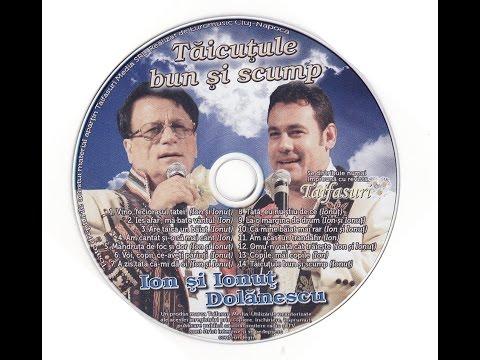 Ionuţ Dolănescu - Aş vrea tată să-nţelegi (Tăicuţule bun şi scump)