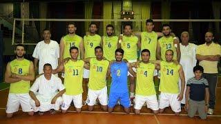 MCBL vs Blida volleyball Laghouat 17-06-2016