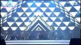 [Vietsub+Kara] Mama EXO (Chinese remix ver) @ 13th Music Awards