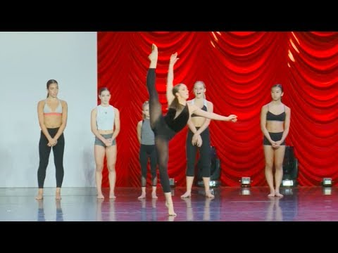 The Dance Awards Las Vegas 2018 - Teen Female Dance Off/Improv