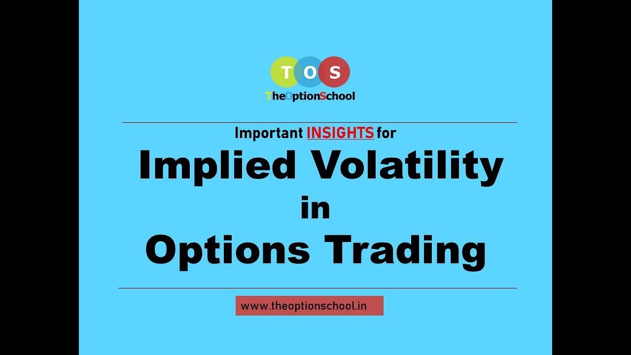 How to Use Implied Volatility to Your Advantage