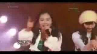 SNSD Girls Generation Rock Remix (Live)
