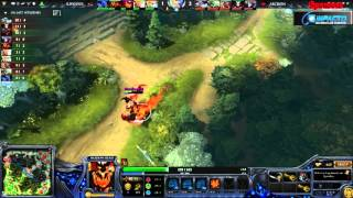 Elite Wolves vs Team Archon (Game 2) (The Summit 4) - Cast Mr.Choco