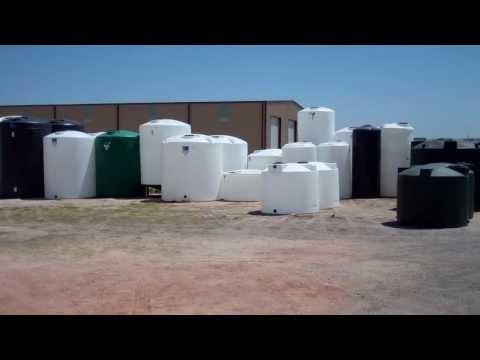 Vertical Plastic Storage Tanks | 866-866-8611