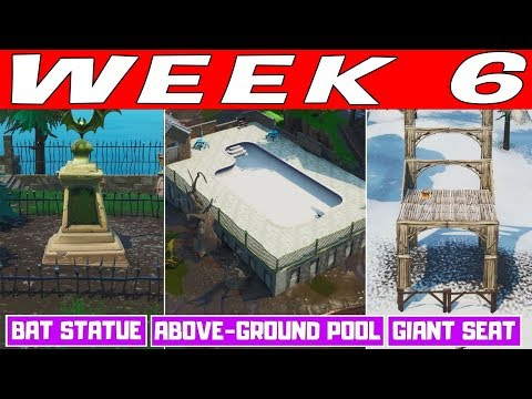 Fortnite Season 10 WEEK 6 Challenges Magyar ÚTMUTATÓ (Boogie Down Mission)