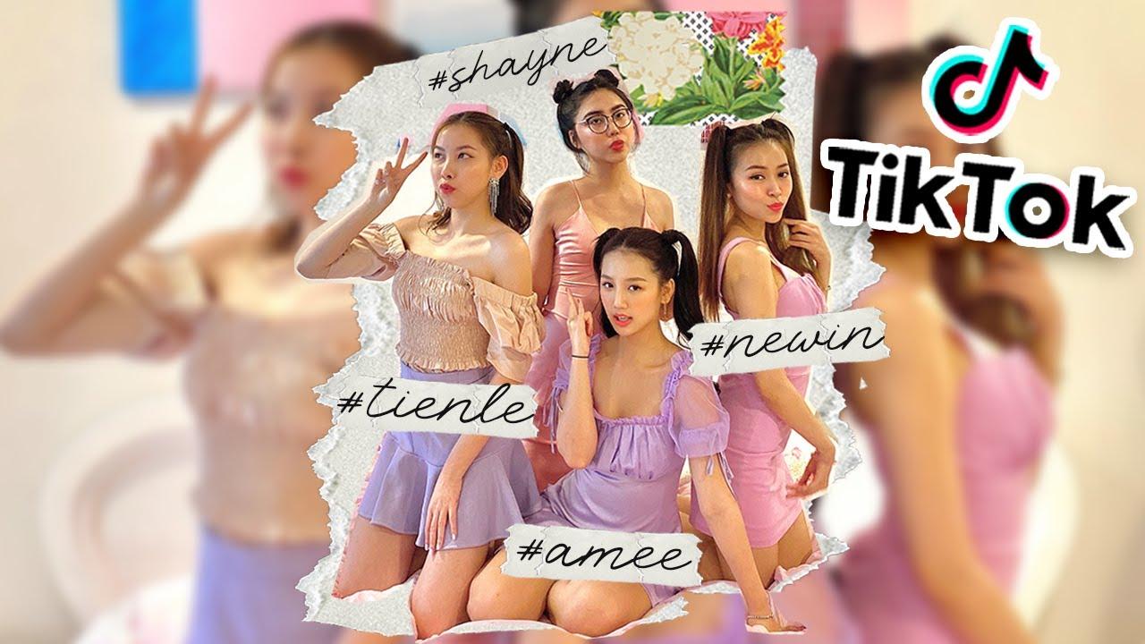 TikTok   Yêu Thì Yêu Không Yêu Thì Yêu - AMEE   @KhanhVan Tran @AMEE Official @Tien Le @Nguyen NEWIN